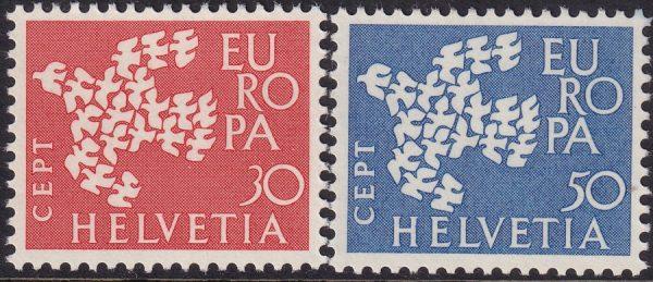 1961 Switzerland