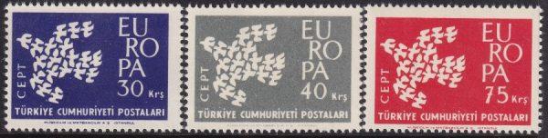 1961 Turkey