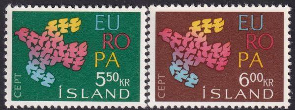 1961 Iceland
