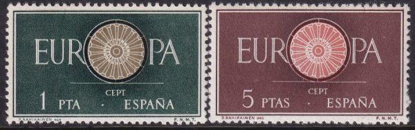 1960 Spain