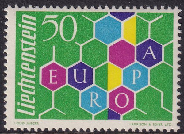 1960 Liechtenstein