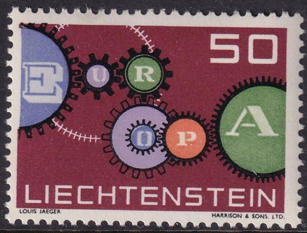 1961 Liechtenstein